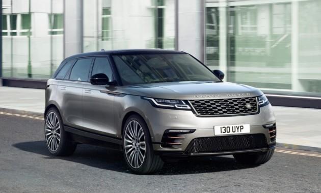 Новый Range Rover Velar: объявлены цены (фото)