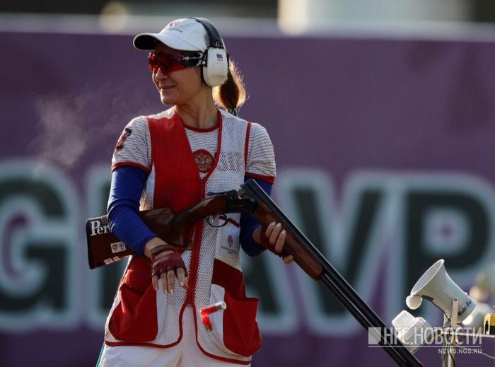 Надежда Коновалова привезла с чемпионата мира постендовой стрельбе сразу две медали