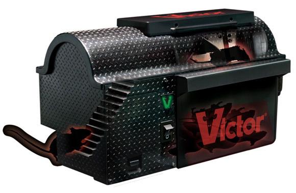 электрическая мышеловка Victor