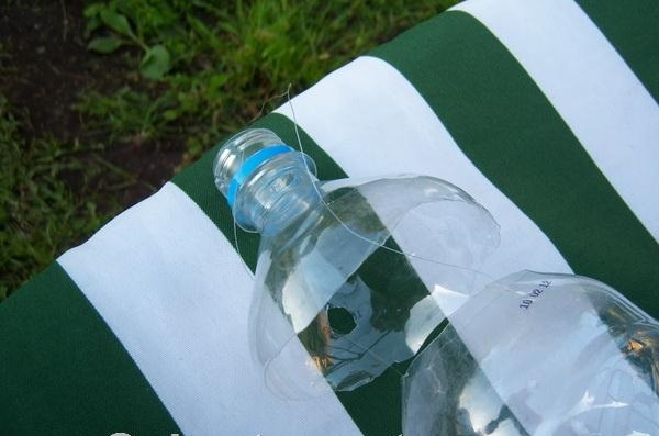 Из пластиковых бутылок можно смастерить ловушки для грызунов различных видов