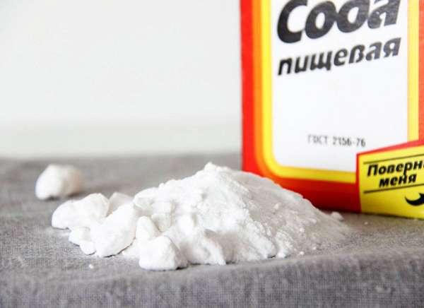 Пищевая сода при лечении укусов клопов