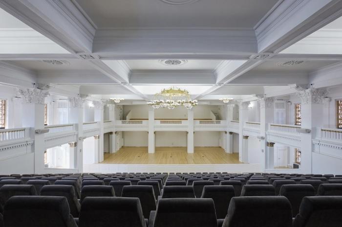 В обновлённом зале имени Исидора Зака исполнят оперуStabat Mater