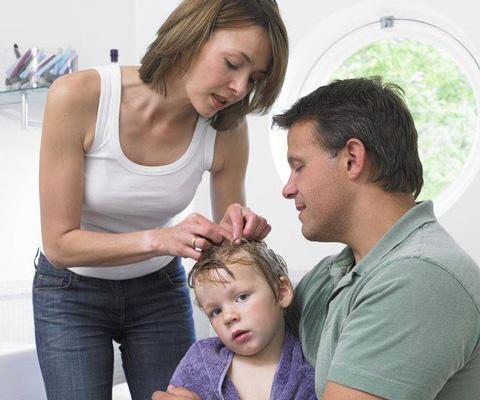 Средства от вшей и гнид, для детей